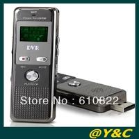 Metal 8GB VOS USB VOICE RECORDER FIX recording telephone recording multi-languages
