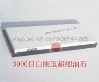 3000# grinding whestone, white aluminum oxide knife sharpening stone