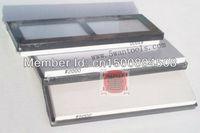 3000# white corundum knife sharpening whestone with silicon base