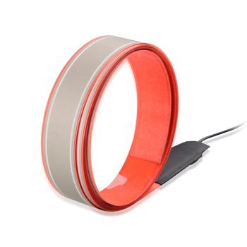 2cm*200cm EL tape 2013 Novelty Lighting , EL string lights for outdoor indoor decoration + 12V Converter