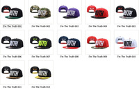 new arrival the i am truth snapback hat/cap,free shipping