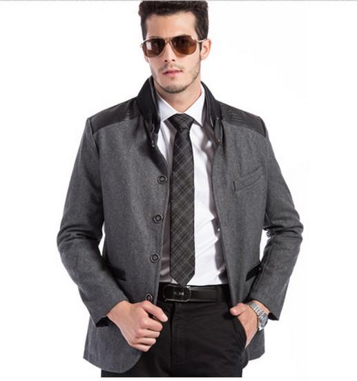 2013 New Fashion Korean Style Casual Men S Jackets Coats Autumn Winter ...