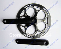 Free shipping,Bicycle chainwheel and crank,Large bicycle chainwheel,52T,bicycle alloy chainwheel,Single speed,chainwheel&crank