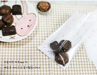 11*10+4cm Pink Heart Donut Bag,Biscuit Bag,Cake Bag,Bread Bag,Bakery Packaging,FREE SHIPPING