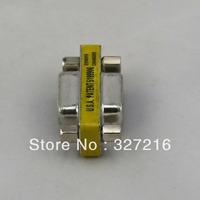 Free Shipping+10pcs/lot+tracking number+New vga female to vga female adapter 9pin