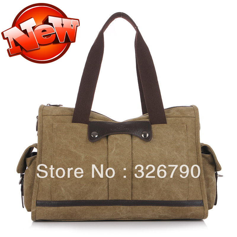 FREE SHIPPING!Neutral Supply 2013 new nylon bag tide of European and AmericanFashion leisure portable shoulder Messenger Bag(China (Mainland))