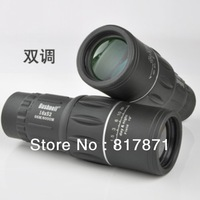 B16x52B Monocular Telescope High Visibility Green Coated Night Vision Dual Focusing for Outdoor Hunting Travel Sports