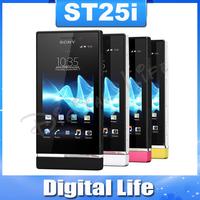 Original Sony Ericsson Xperia U ST25i 3G GPS WIFI 5MP 4GB Internal Storage Android Unlocked Mobile Phone