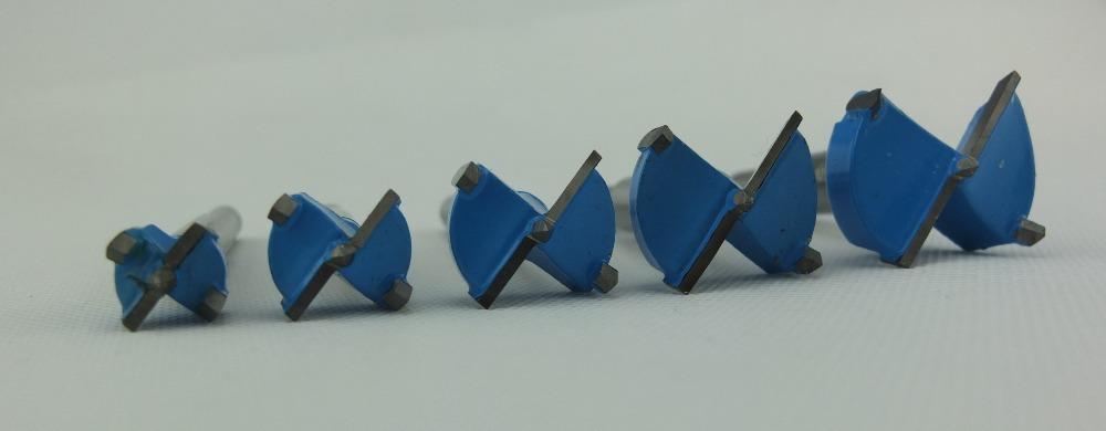 15MM,20MM,25MM,30MM,35MM Dia TCT wood holesaw set hinge sinker drill bit A specialist bit for European kitchen fittings(China (Mainland))