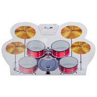 Flexible Portable Roll Up Electronic USB Drum Digital Drum Kit Percussion Mini Drum Set Silicone Drum Pad