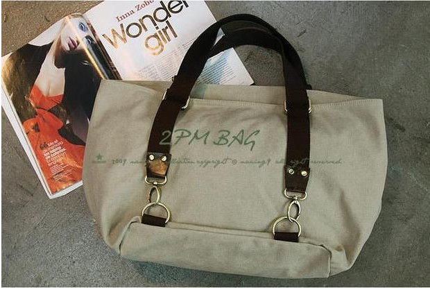 2013 classic practical joker canvas bag female bag bag shopping bag bag 8214.Value so lowest price!(China (Mainland))