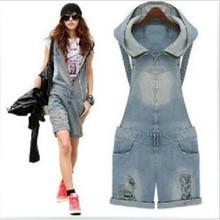 popular denim bib overalls women