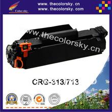 (CS-H436A) BK compatible toner cartridge for Canon crg313 crg513 crg713 crg913 LBP3250 (2000 pages) Free FedEx