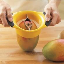 High quality Mango Slicerr Splitter mango cutter mango pitter kitchen Corer tools fruit  knifes