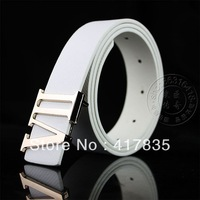 Free shipping 2013 New Fashion Hot PU Leather Corsets Belt For Women Men Fashion Belts