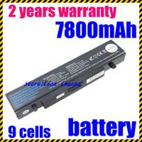 NEW 6600 mah Laptop battery for Samsung AA-PB9NC5B AA-PB9NC6B R518 R519 R520 R522 R540 R580 R610 R620 R700 r425