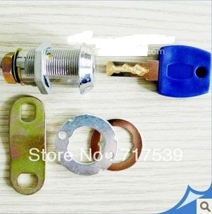 10pcs high quality cam lock door lock arcade accessory arcade part for pinball machine arcade machine video game machine(China (Mainland))