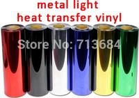 South Korea PET Metal Light Heat Transfer Vinyl