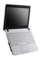 10.2''OEM win7 smart netbook Atom N2600 1.6GHz 1G/160G Mini laptops On Sale DHL Free Shipping