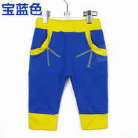2013 New Arrival Casual Cotton Pants for Boys and Girls Children Trousers Middle Clothing Trouser Summer Clothes