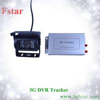 3G video surveillance monitoring vehicle gps traker