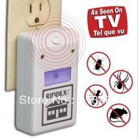 2pcs/lot Free shippingHigh quality Hot sell Electromagnetic pest repellent repeller devices /Ultrasonic devices