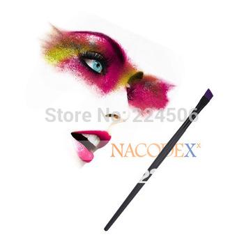 2013 eyeliner brush eyeliner pencil the ideal companion for gel eyeliner, [ 10pcs/lot ] Free Shipping