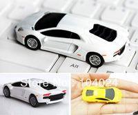 Fast ship 4gb 8gb 16gb 32gb white mini car USB 2.0 flash drive memory pen disk