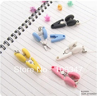 Free shipping  mini smallest scissors mobile phone chain adornment