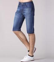 Free shipping short jeans man 2013 short jeans men 2013 men jeans shorts