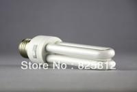 Big Eye E27 15W energy saving light 2U type red color CFL