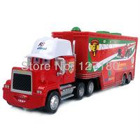 Free shipping Brand New Pixar Cars 2 Toys Francesco Bernoulli # F1 Truck Hauler Diecast Cars Toy Loose In Stock