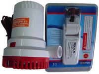 Propump 2000 Gph Marine Bilge Pump with Float Switch