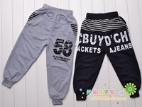 2014 Spring Children Casual Pants Male Child Trousers 58 Trousers