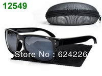 1pair Discount Cheap Excellent Quality Holbrook Sunglasses Grey Smoke Frame Men's Women's Sports Hot Sale