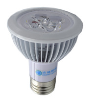 10W E27  LED Spotlight  PAR20 AC90-265V LED light bulbs free shipping 10pcs/lot led lamp