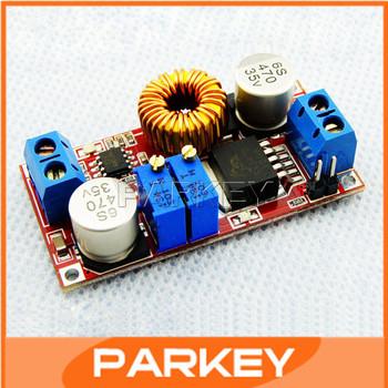 20pcs DC 5V-32V to 0.8V-30V 5A Buck Converter Constant current LED Driver lithium-ion Battery Adjustable Charging Module #010107