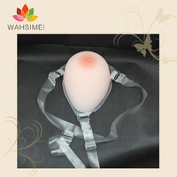 Free shipping !!! 500g/pc for C cup sexysilicon breast forms for mastectomy .artificial silicon boobs enhancer