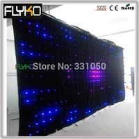 3M*6M P18CM led image background stage design
