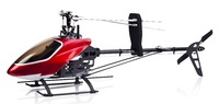 GARTT GT500 DFC TT RC  Helicopter  Torque Tube Version With Fire Fiber Glass Canopy 100% fits Align Trex 450