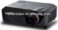 Full LED HD projector 1080P 2800lumens lcd video game projector with free gifts,free shipping !!