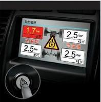 Steel mate t118 tpms tire pressure alarm car dvd 5 piece set