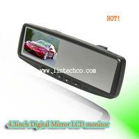 4.3 inch TFT LCD monitor