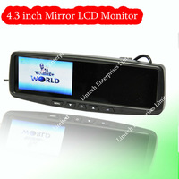 Hot-4.3 inch TFT LCD monitor