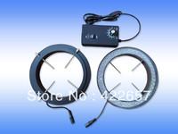 144 LED lamp beads  !  Inner diameter 135mm! Universal Microscope LED light, ring light, fluorescent lamp, LED adjustable lamp