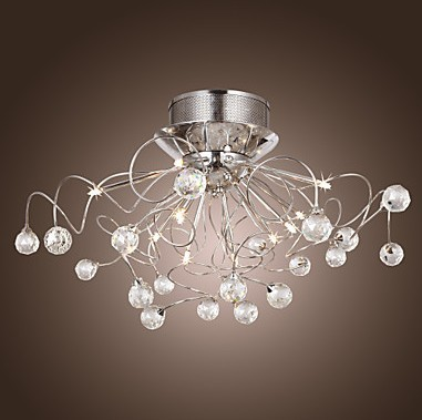 Modern Crystal chandelier with 11 Lights(China (Mainland))