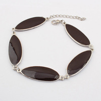 Free Shipping Fashion elegant 10.15 all-match blade fashion bracelet gentlewomen the trend of personality  1 pc Wholesale