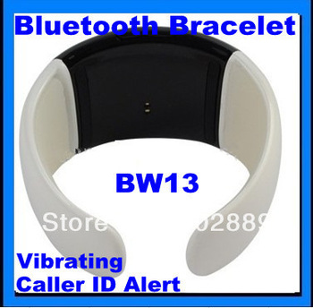 Wholesale Newest Led Bluetooth Bracelet with vibration function and factory price 10pcs/lot Free Shipping