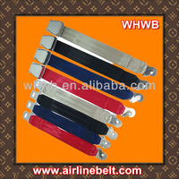 Authentic aircraft  airplane seat safety belt ! Aviation belt with HOOK! Free Shipping