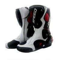2014 new model motorcycle boots Pro Biker SPEED Racing Boots,Motocross Boots,Motorbike boots